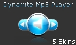 Dynamite Mp3 Player
