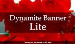 Dynamite Banner Lite
