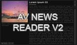 AV News Reader V2