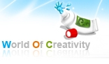 world of creativity