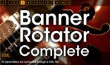 Banner Rotator Complete
