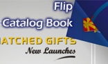 Flip Page Catalog Book