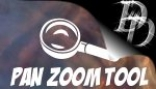 Pan Zoom Tool With Omni And Cardinal Controls