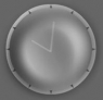 Stylish Analogue Clock