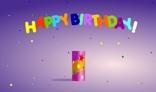happy birthday shot
