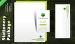 Premium design set! corporate identity Stationery