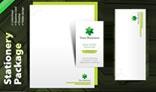 Premium design set! corporate identity Stationery