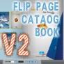 Flip Page Catalog Book V2