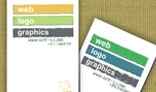 Art studio business cards