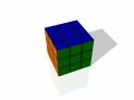 Simple Rubix Cube
