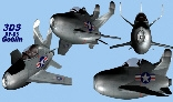 X85 Goblin Parasite Concept Fighter