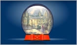 Christmas Snowglobe AS2