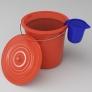 Bucket 40 Litters