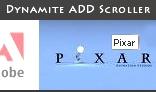 Dynamite ADD Scroller