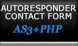 Autoresponder Contact Form