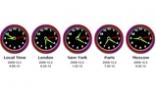 The World Analogue Clocks