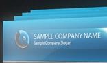 Universal Company Layout + Logotype