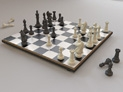 Chess Set + Board