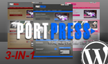 PortPress Wordpress Portfolio Theme