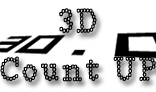 3D Count Up Timer