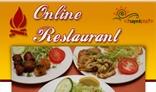 PSD Mobile Template(Online Restaurant)