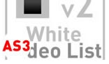 Video List White AS3