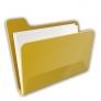 File Folder Opening Animation