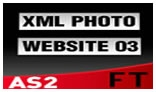 XML Photo Template 03 AS2