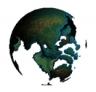 Transparent Globe Rotating