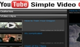YouTube Simple Video Gallery