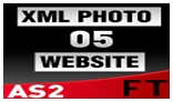 XML Photo Template 05 AS2