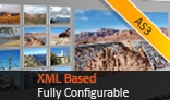 XML Based Gallery with Thumbnail Paging