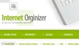Internet Orginizer