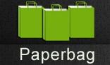 Paperbag incl. PSD