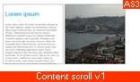 Content scroller v1