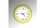 3D Analog Clock