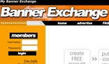 Banner exchange website script