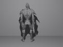 3D Model of Dark templar