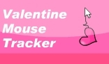 Valentine mouse tracker