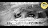 Photo White Portfolio CMS Template Paypal
