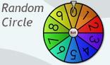 Random Circle Game