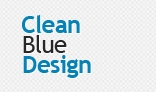 Clean Blue Corporate Design