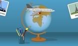 Travel animation