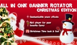 Banner Rotator All-in-One Christmas Edition