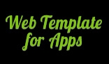 Web Template for Apps