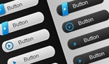 dark light web buttons