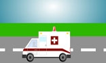 Ambulance Animation
