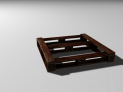 Wooden Pallets (Game Model)
