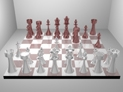 Chess Set & Board
