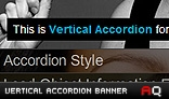 Vertical Accordion Banner XML V1